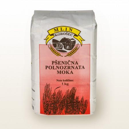Moka pšenična polnozrnata (graham) 1kg
