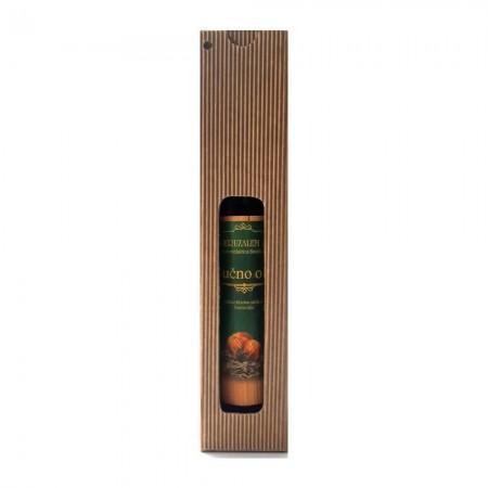 Bučno olje  hladno stiskano 0,25 l - darilna embalaža