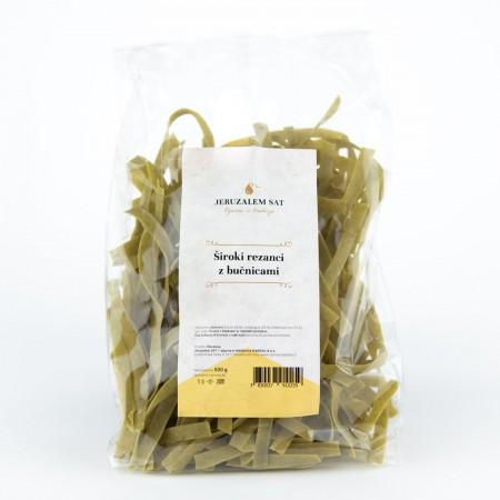 Široki rezanci z bučnimi semeni 500 g
