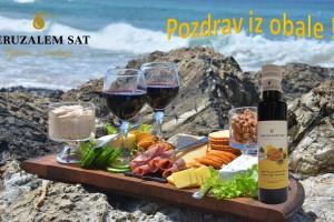 Naj dopustniška kulinarična fotografija 2020, podarjamo bogate nagrade