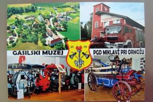 Gasilski muzej PGD Miklavž pri Ormožu-  Destinacija Jeruzalem