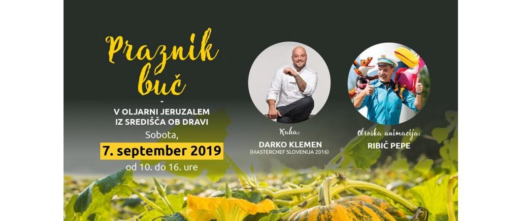 Praznik buč Oljarne Jeruzalem iz Središča ob Dravi 2019