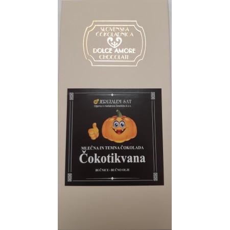 Čokolada Čokotikvana 100g